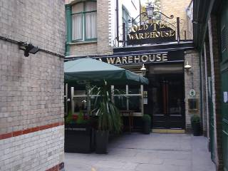 The Old Tea Warehouse