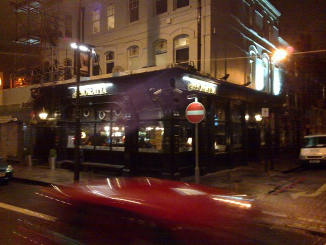 The Horatia Pub, 98-102 Holloway Road, Lower Holloway, London, N78JE