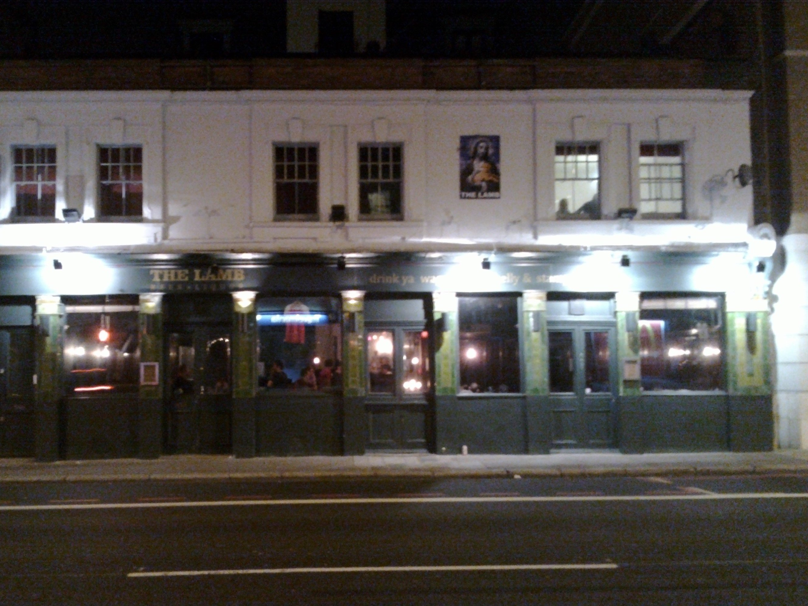 The Lamb Beer & Liqour Pub, 54 Holloway Road, Highbury And Islingt ...