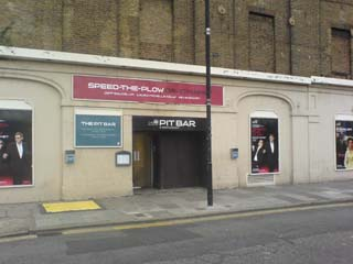 The Old Vic Pit Bar