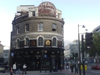 The Old Blue Last Pub 39 Greateastern Rd Shoreditch